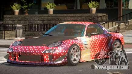 Mazda RX7 CPS PJ9 for GTA 4