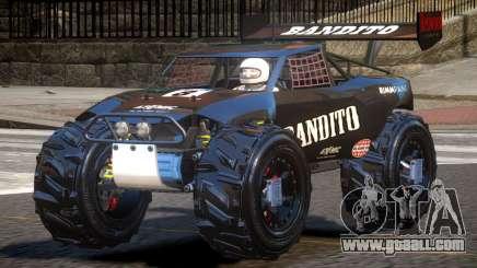 RC Bandito Custom V5 for GTA 4