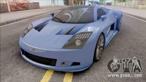 Chrysler ME-412 Concept for GTA San Andreas