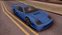 Personal Vehicle for GTA San Andreas
