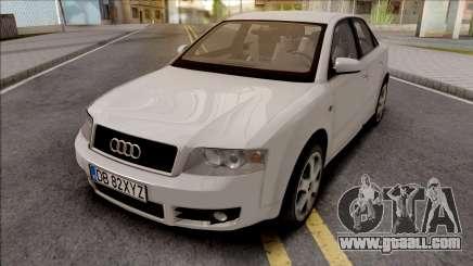 Audi A4 B6 2004 Romania for GTA San Andreas