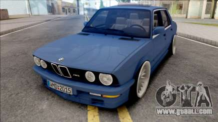 BMW M5 E28 Stance for GTA San Andreas
