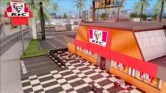 KFC in Los Santos