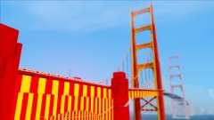 Galatasaray Bridge for GTA San Andreas