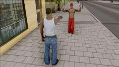 Mugging Mod v3 for GTA San Andreas