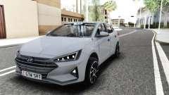 2019 Hyundai Elantra Exclusive