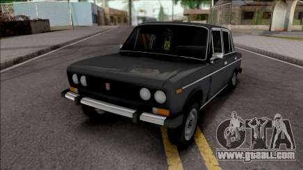 Vaz 2106 ReaL Style for GTA San Andreas