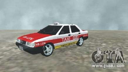 Nissan Tsuru Taxi Veracruz for GTA San Andreas