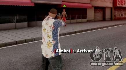 Auto Aimbot Headshot for GTA San Andreas