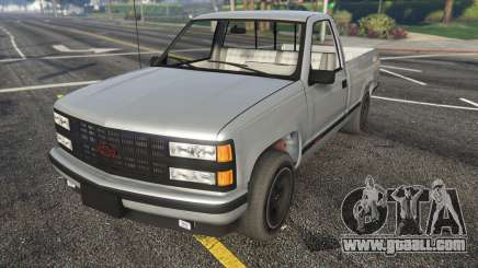 Chevrolet Silverado 454 SS 1990 for GTA 5