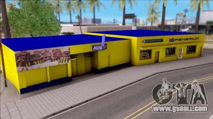 Fenerium for GTA San Andreas