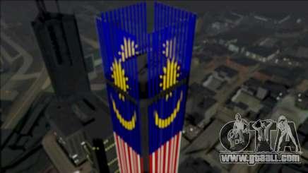 Merdeka Tower for GTA San Andreas