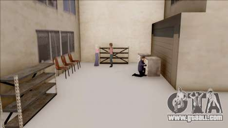 The School Mod for GTA San Andreas