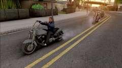 Convoy Bikers for GTA San Andreas