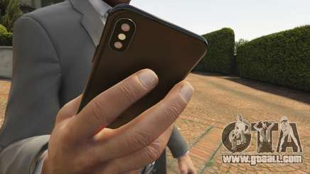 iPhone X for GTA 5