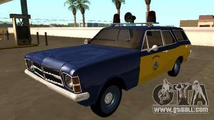 Chevrolet Opala Caravan 1979 Highway Police for GTA San Andreas