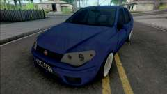 Fiat Albea Turkish for GTA San Andreas
