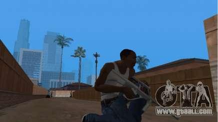 Steyr Aug GTA VC Beta Fixed for GTA San Andreas