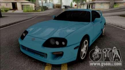 Toyota Supra SR-Z 1997 for GTA San Andreas