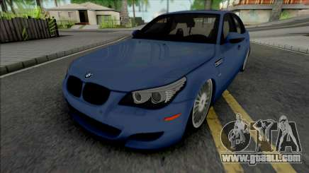 BMW M5 E60 Competition for GTA San Andreas