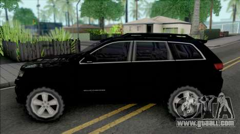 Jeep Grand Cherokee SRT 2014 Improved for GTA San Andreas