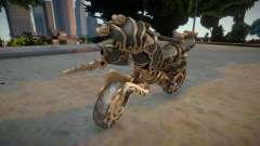 Master Cycle Zero for GTA San Andreas