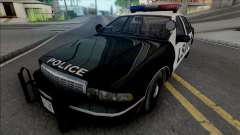 Chevrolet Caprice 1992 LSPD Improved