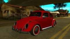 Volkswagen Beetle 1966 (IVF, VEHFUNCS, ADB) for GTA San Andreas