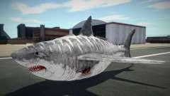 Shark Plane for GTA San Andreas