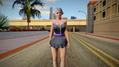 DOA Christie Sweety Valentines Day for GTA San Andreas