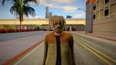 Gang Skin Manhunt for GTA San Andreas