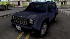 Jeep Renegade 2020 for GTA San Andreas