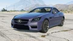Mercedes-Benz SLK 55 AMG (R172) 2012 for GTA 5