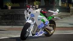 Kawasaki Ninja ZX-6R MRG L1 for GTA 4