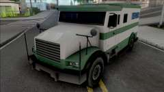 Brute Stockade SA Style Improved for GTA San Andreas
