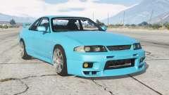 Nissan Skyline GT-R V-spec (BCNR33) 1995〡add-on for GTA 5