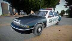 Chevrolet Caprice 1992 (SFPD) - Improved