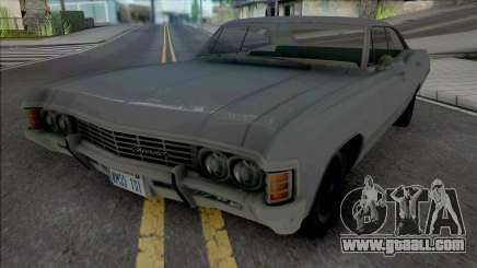 Chevrolet Impala 67 for GTA San Andreas