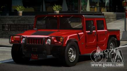 Hummer H1 GS H-Tuned for GTA 4