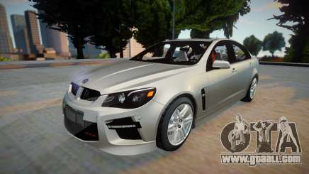 Holden HSV GTS 2014 for GTA San Andreas