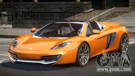 McLaren MP4-12C PSI-R for GTA 4