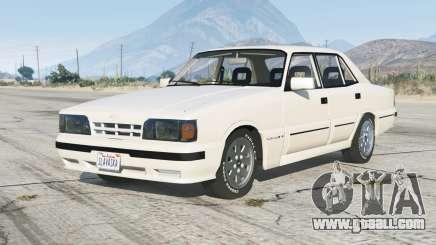 Chevrolet Opala Diplomata 1988 for GTA 5