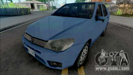 Fiat Siena HLX 2007 SA Style for GTA San Andreas