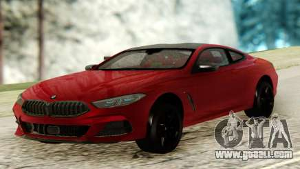 Bmw M850i 2020 for GTA San Andreas