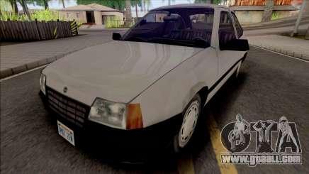 Chevrolet Kadett 1993 Improved for GTA San Andreas