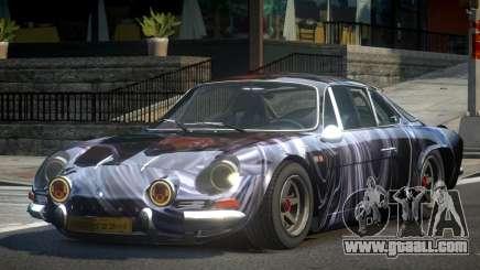 Renault Alpine A110 L8 for GTA 4