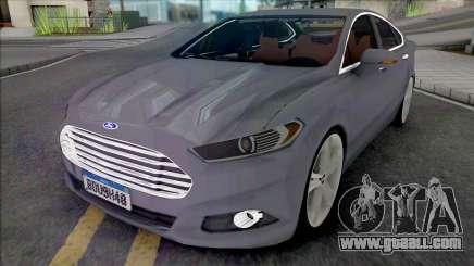 Ford Fusion Titanium 2015 for GTA San Andreas