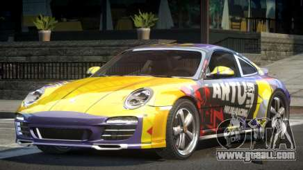 Porsche 911 GST-C PJ1 for GTA 4