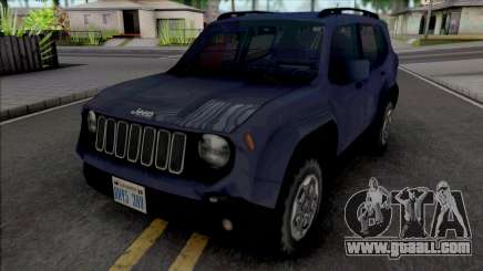 Jeep Renegade 2020 for GTA San Andreas