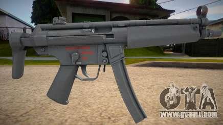MP5 (Maschinenpistole 5) for GTA San Andreas